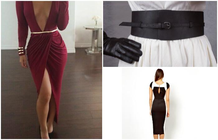 7 хитростей в выборе одежды, которые позволят создать фигуру «песочные часы»