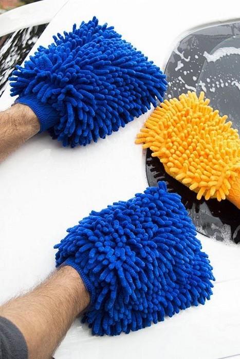 Варежка для чистки чего угодно