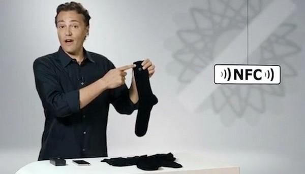 Smarter Socks – самые умные в мире носки