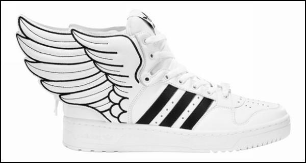 Обзор необычных решений самой удобной обуви: крылатые кроссовки