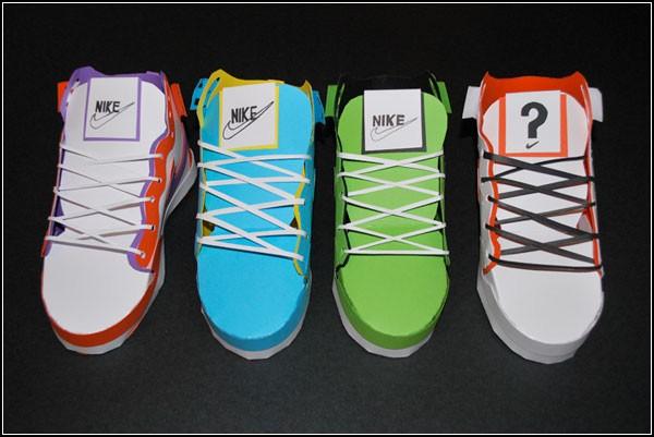 Обзор необычных решений самой удобной обуви: одноразовые кроссовки