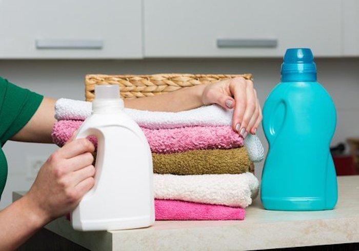 Что может дать более яркое ощущение чистоты, чем запах свежевыстиранного белья?