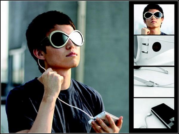 Больше, чем просто защита от солнца: очки с солнечной батареей