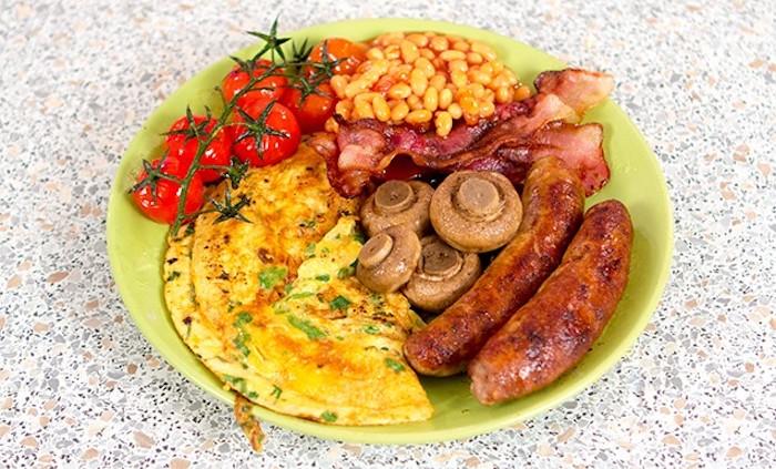 Английский завтрак или русский?
