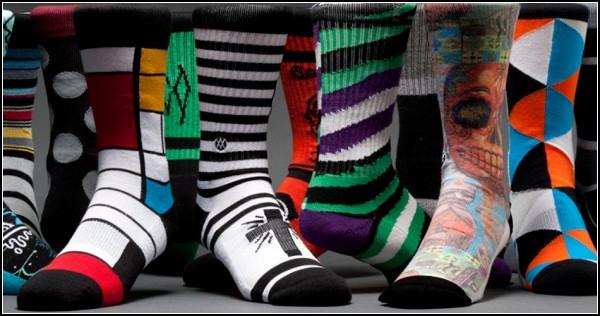 «Долой белые носки!»: креативные аксессуары Stance для современных стиляг