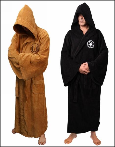Велюроввые халаты для Джедаев и Ситхов