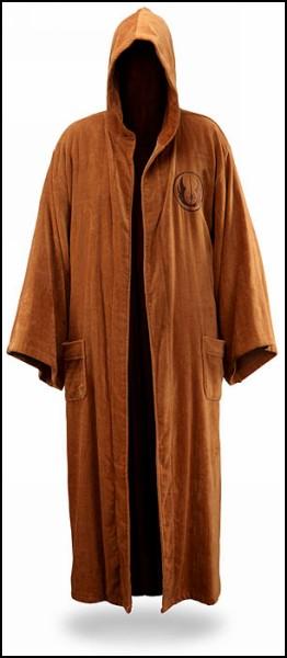 Мягкий велюровый халат рыцаря Джедай