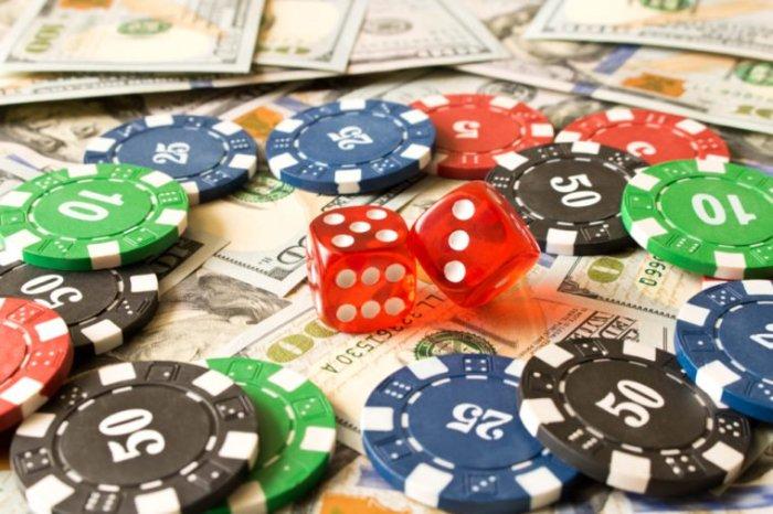 Человеческий азарт неискореним…