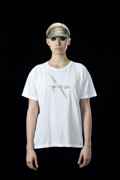 Адам Харви и его противонаблюдательная одежда