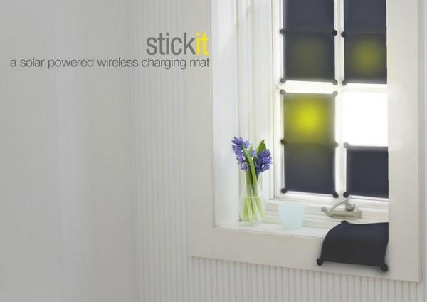 Stick It – сумочка, которая питается «солнечной» энергией