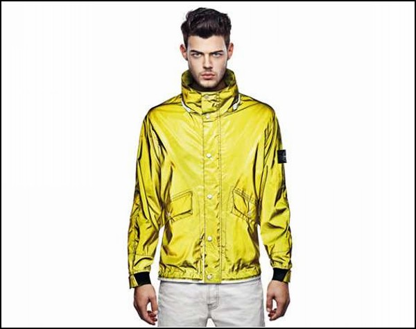 Демисезонные куртки 2011 от Stone Island
