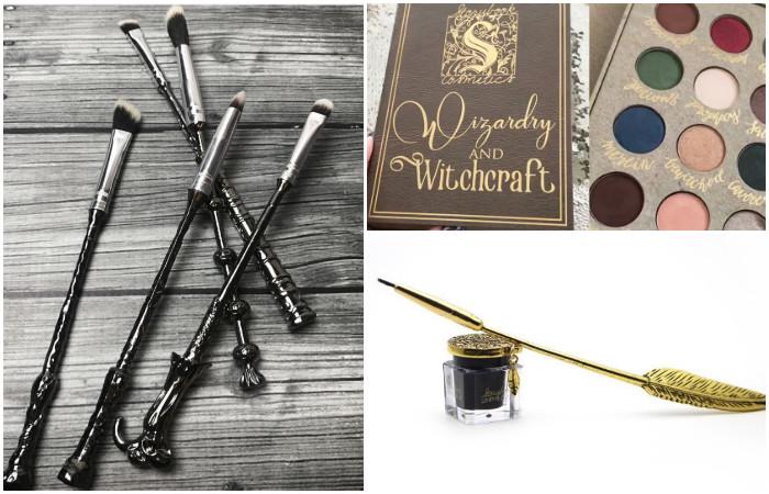 Косметика с волшебным дизайном от Storybook Cosmetics
