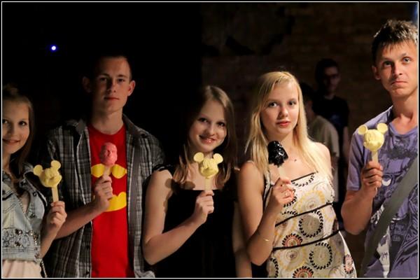 Культурное и русское мороженое от Stoyn