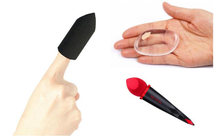 7  очень необычных инструментов для нанесения макияжа