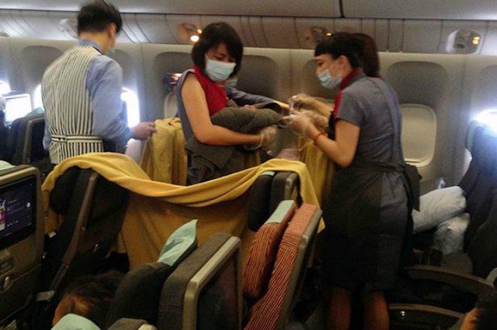 Здоровье пассажиров в умелых руках.