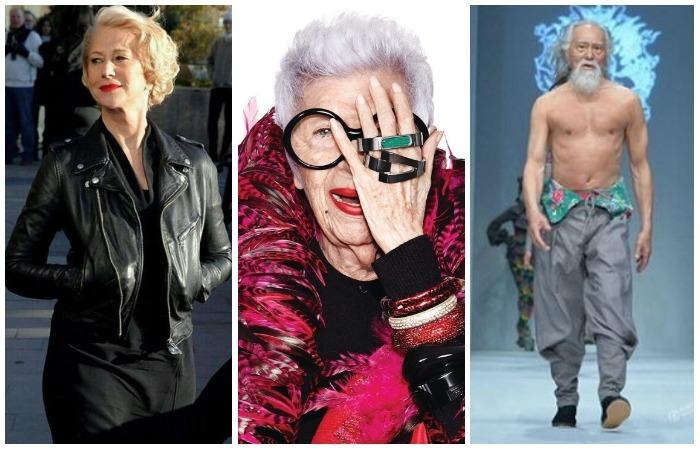 10 убедительных доказательств того, что возраст стилю – не помеха