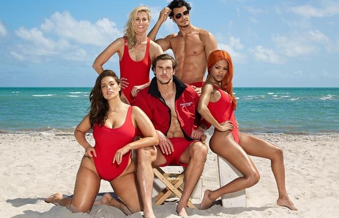 Swimsuits for All – универсальный купальник, который подойдёт каждой женщине или привет «Спасателям Малибу»