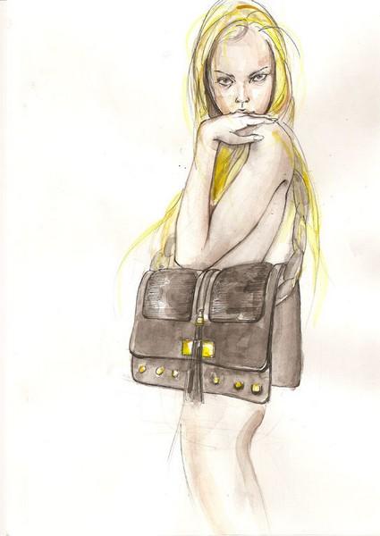 Линия креативных сумок и сумочек Таексеок Кан (Taekseok Kang)