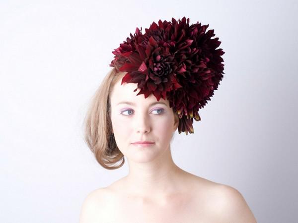 «Сочная» коллекция оригинальных шляпок от Takaya