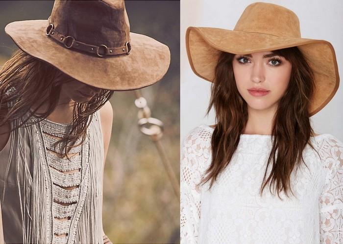 Замшевая шляпа – красивый, но очень капризный аксессуар.