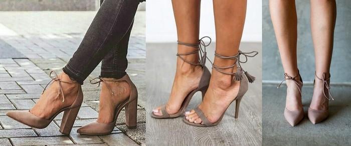 Любая ножка в таких туфлях смотрится изящнее.