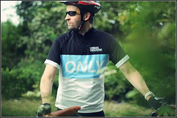 Team Cycle Jersey: возможно, идеальная одежда для велопрогулок