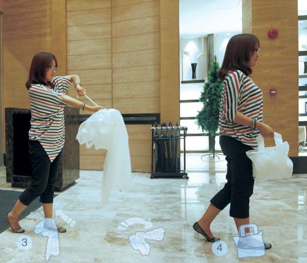 Дождевик-трансформер от японских дизайнеров