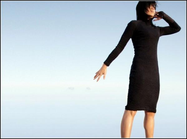 Технологии моды: мобильное платье от CuteCircuit