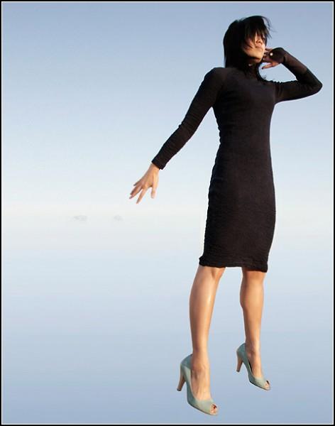 Технологии моды: платье M-Dress вместо мобильного телефона