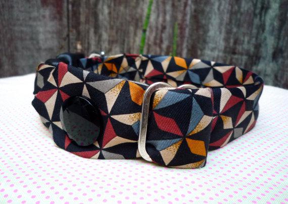 Дизайнерские ошейники-галстуки Thwap