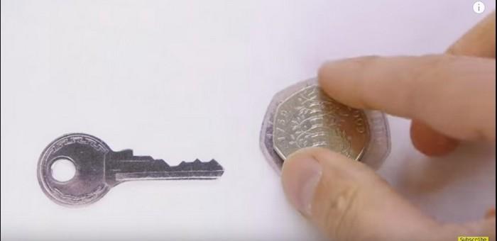 Как «распечатать» любой ключ на принтере