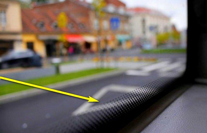 Правда о чёрных точках по периметру автомобильных окон.