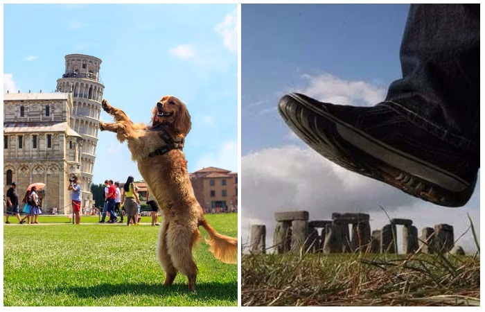 Всем по клише: 10 фотографий, о которых в тайне мечтает каждый турист