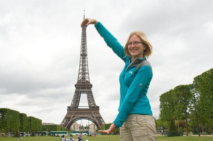 Увидеть Париж и подержать…