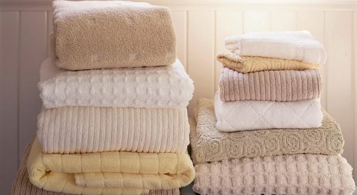 Если полотенца «уже не те»