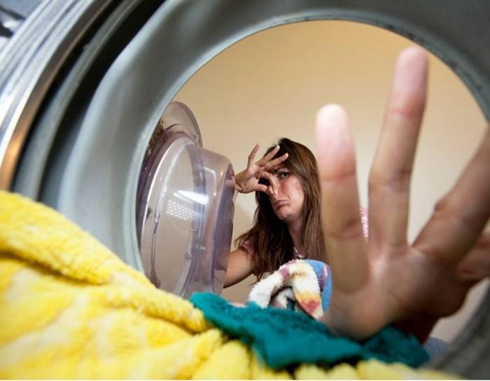 Неприятный запах – самая распространённая беда полотенец