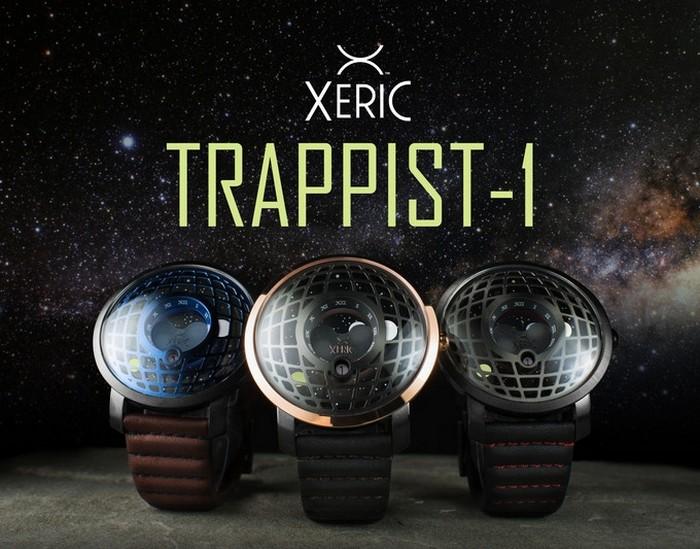 Часы для романтиков и тех, кто всё ещё мечтает о космосе.