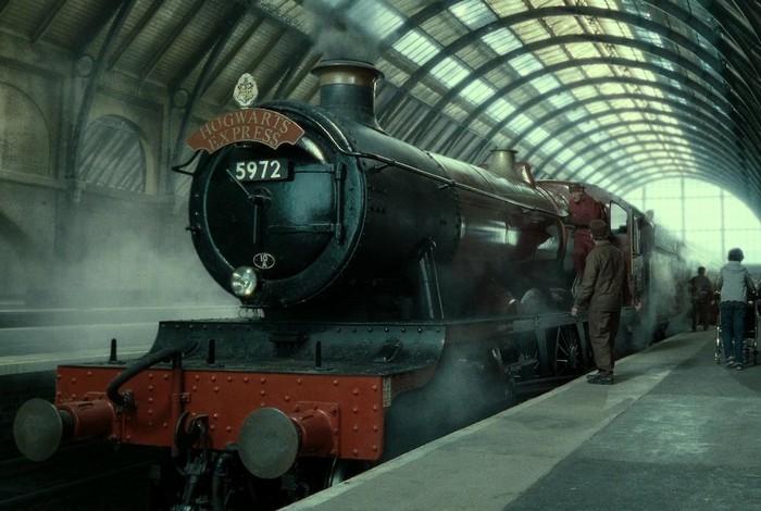 Поезд не в Хогвартс, но тоже в лучшую жизнь.