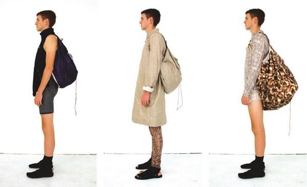 Коллекция мужской одежды «2-в-1» от Джулиана Зигерли (Julian Zigerli)