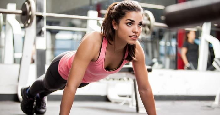 Чтобы держать себя в отличной форме не обязательно изнурять тело тренажёрами.
