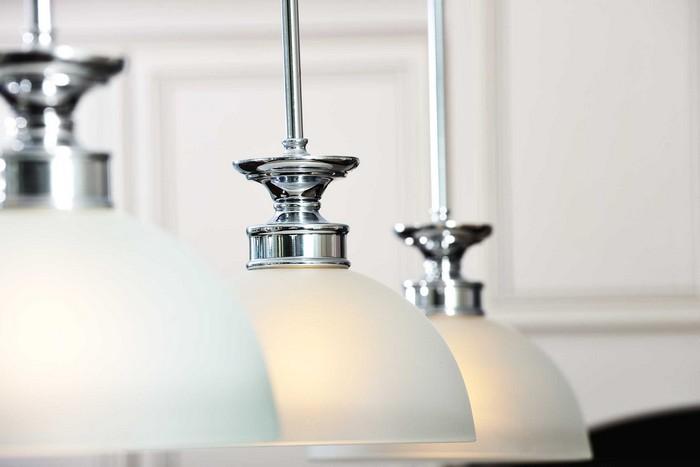 Требуют уборки только раз в год: светильники.