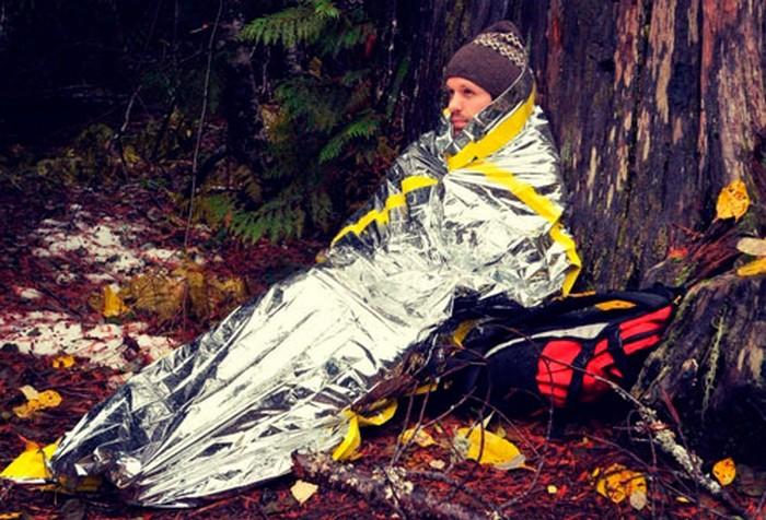 Спасательное одеяло на все случаи жизни и немного больше.