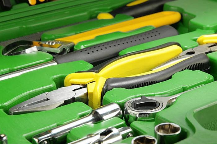 Миниатюрный набор инструментов