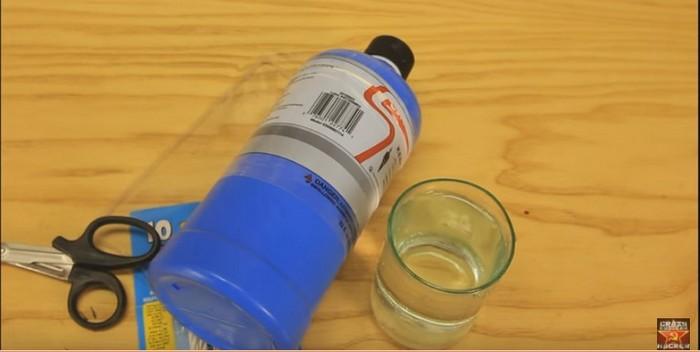 Как сделать полностью прозрачную свечу из…воды