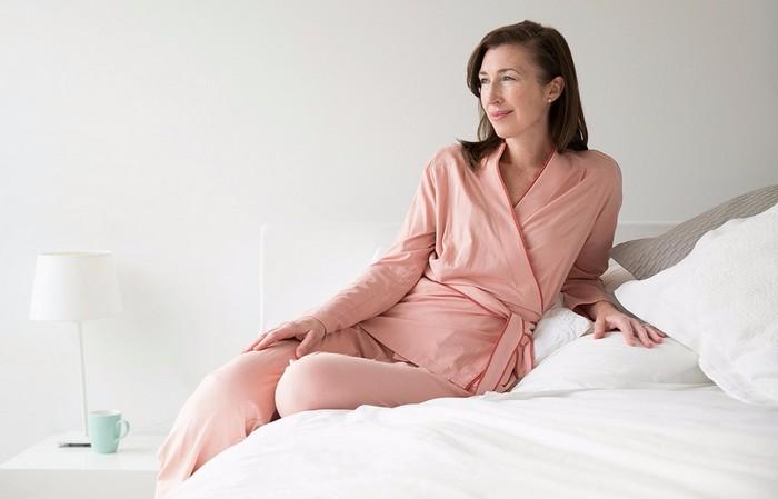 Элегантные платья и костюмы вместо привычных «распашонок»