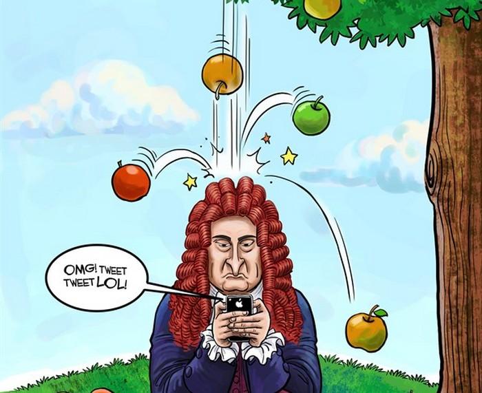 Яблоки, которые изменили мир.