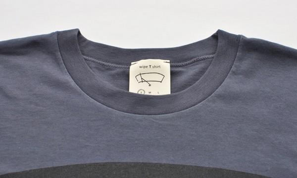 Футболка-салфетка Wipe T-Shirt для чистоты гаджетов и одежды