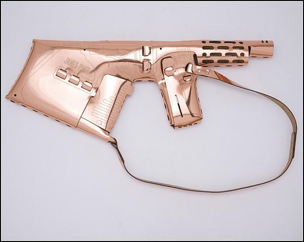 Обзор самого женского оружия: сумочка-кобура