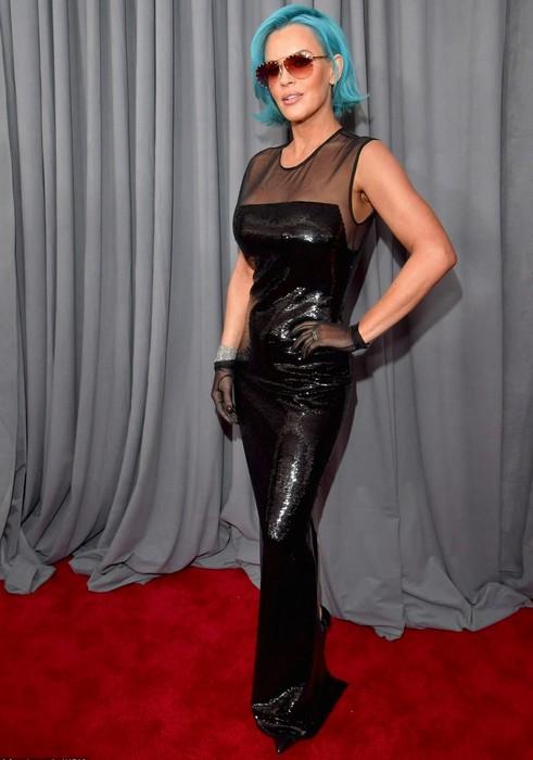 Бывшая звезда Playboy Дженни Маккарти.