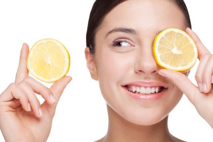 Никаких лимонных долек на коже!